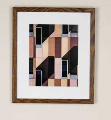 Abston Oak Picture Frame - Wayfair