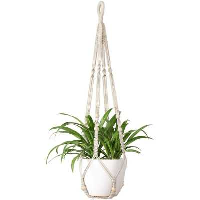 Keke Macrame Plant Hanger - Wayfair