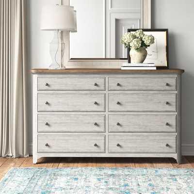 Rhapsody 8 Drawer Double Dresser - Wayfair