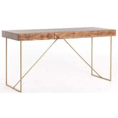 Keaton Writing Desk - High Fashion Home