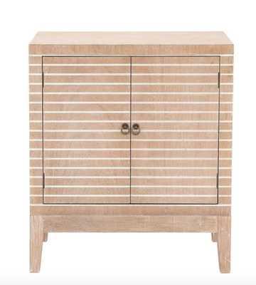Polen 2 Door Wood Accent Cabinet - AllModern