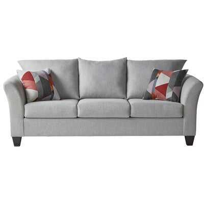 "Dawna 85"" Rolled Arms Sofa - Wayfair"