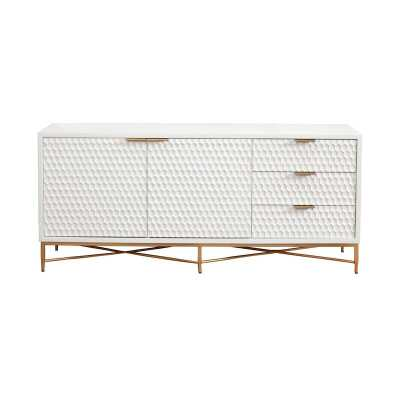 """Lylah TV Stand for TVs up to 70"""" - AllModern"""