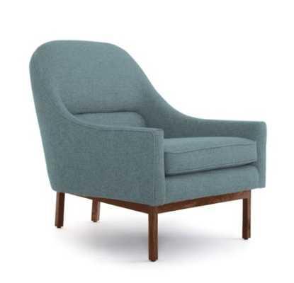 Knight Chair, essence aqua - Joybird