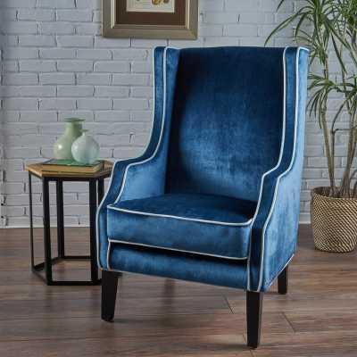 Everly Quinn Dowland Wingback Chair - Wayfair