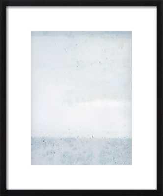 "Overast - Soft Blues, 19"" x 23"" - Artfully Walls"