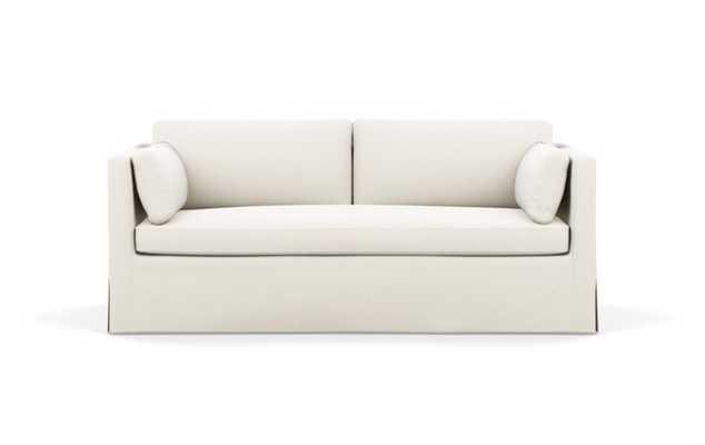 Miles Slipcovered Sofa - Interior Define