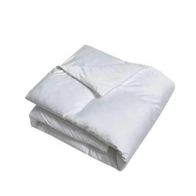 Full / Queen White All Season Down Alternative Comforter - Wayfair