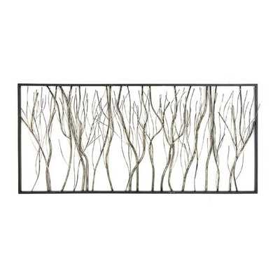 Natural Twigs and Branches Wall Décor - Wayfair