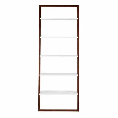 "Theophanes 73.6"" H x 28"" W Ladder Bookcase - Wayfair"