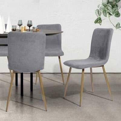 Alec Upholstered Dining Chair - Wayfair