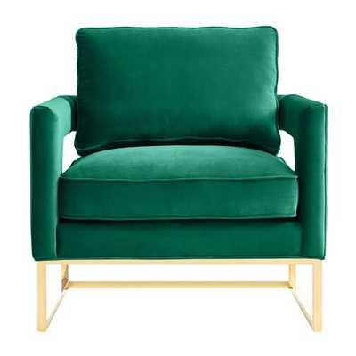ALOISIO ARMCHAIR - Green - Wayfair