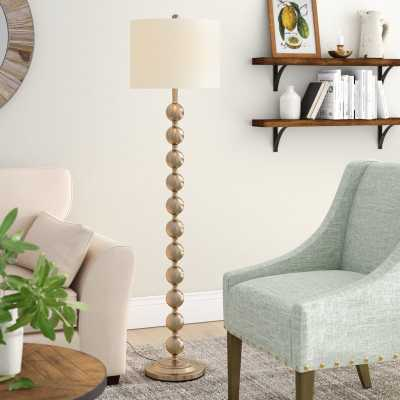"Gael 59"" Floor Lamp - Wayfair"