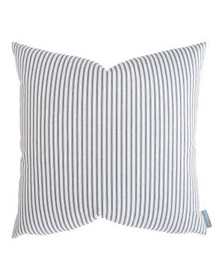 "FERDINAND PILLOW WITHOUT INSERT, 20"" x 20"" - McGee & Co."