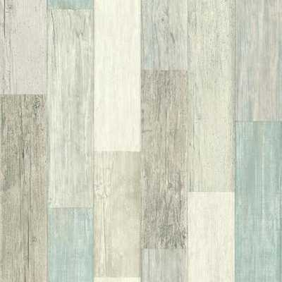 Weathered Wood Plank - York Wallcoverings