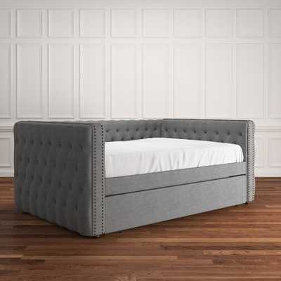 Albina Daybed with Trundle - Wayfair