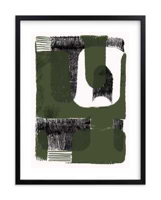 """part of the fun 1 - 18 x 24"""" urban green - Minted"""