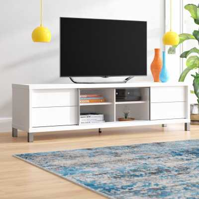 Encinas TV Stand for TVs up to 78 inches - Wayfair