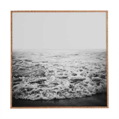 'Infinity' Framed Photographic Print on Wood - Wayfair