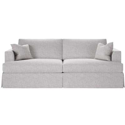 Carly Sleeper Sofa - Zula Pumice - AllModern