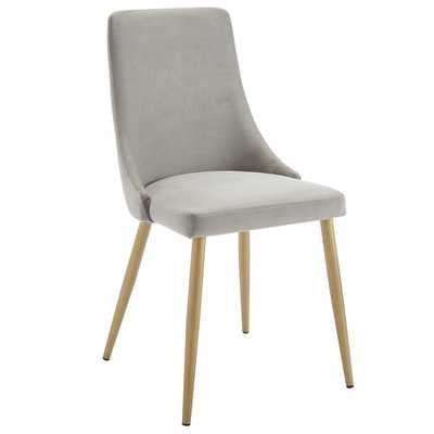 Neace Upholstered Dining Chair (set of 2) - Wayfair
