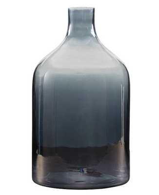 Calla Floor Vases Gray  - Ballard Designs - Ballard Designs