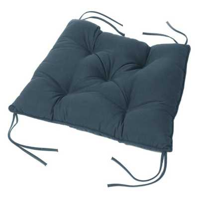 Cushion Source 24 x 20 in. Solid Sunbrella Chair Back Cushion - Hayneedle