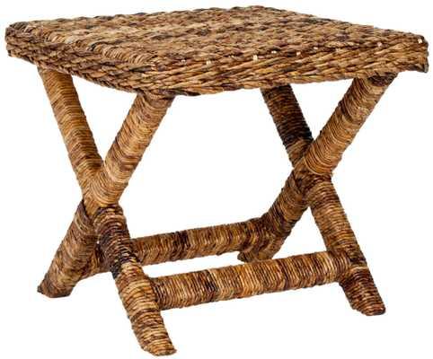 Manr Bench - Natural - Arlo Home - Arlo Home
