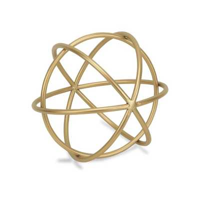 Marlo Timothy Decorative Circular Orb - Wayfair