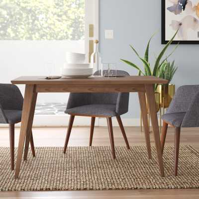 Lewin Solid Wood Dining Table - Wayfair