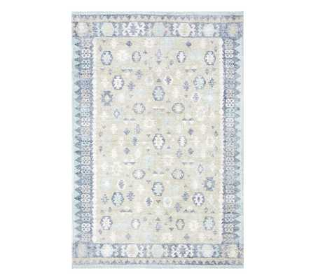 Ryan Washable Rug - Pottery Barn Kids