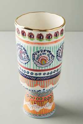 Painted Elza Vase - Anthropologie
