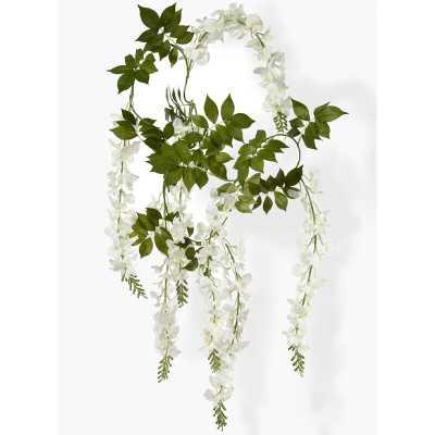 6.5' Wisteria Vine Hanging Garland - Wayfair