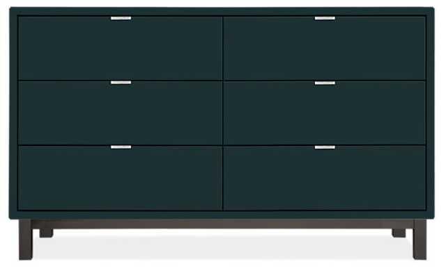 Copenhagen 50w 20d 30h Six-Drawer Dresser - Room & Board