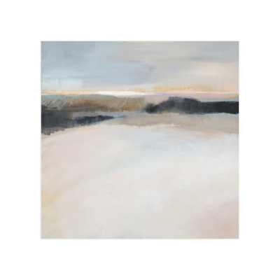 A Winter's Walk - Unframed Print - Minted