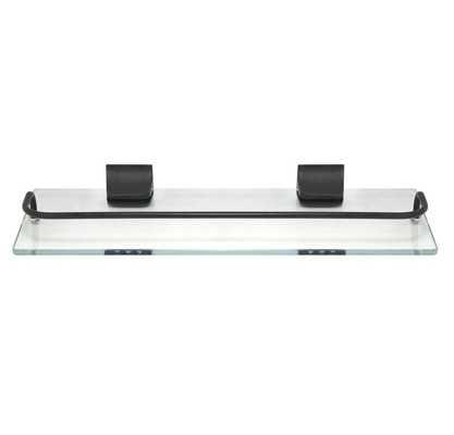 Boudreaux Glass Wall Wall Shelf - Wayfair