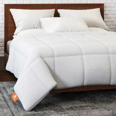 Heavenly Hypoallergenic Microfiber Down Comforter - Wayfair
