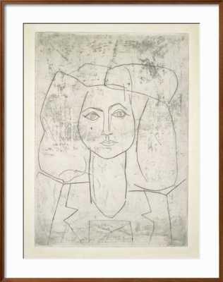 Portrait of Francoise, dressed - art.com