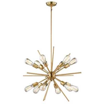 Corona 12-Light Sputnik Sphere Chandelier - AllModern