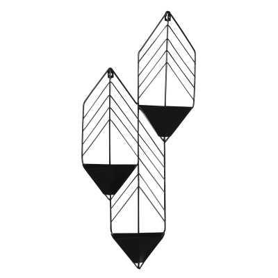 Tain Iron Wall Planter - Wayfair