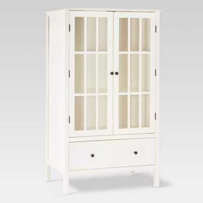 Windham Tall Cabinet with Drawer - Threshold™ - Target