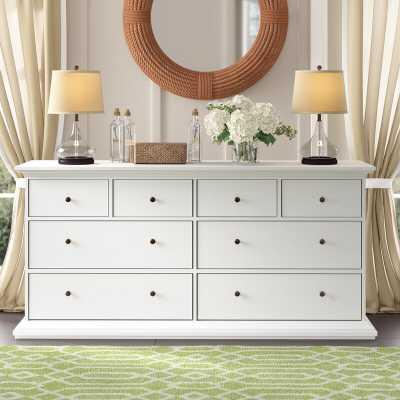 Breckenridge 8 Drawer Double Dresser - Wayfair