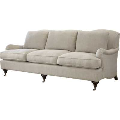 "DeKalb 85"" Charles of London Sofa - Birch Lane"