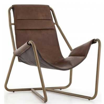 Vera Chair, Patina Brown - High Fashion Home