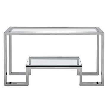 Duplicity Console Table - Z Gallerie