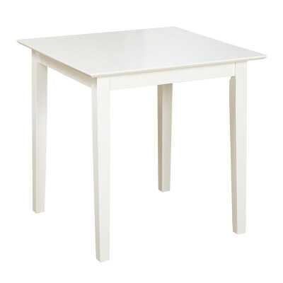 Whitworth Solid Wood Dining Table - Wayfair