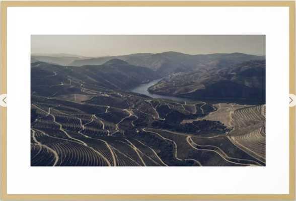 Douro Framed Art Print - Society6