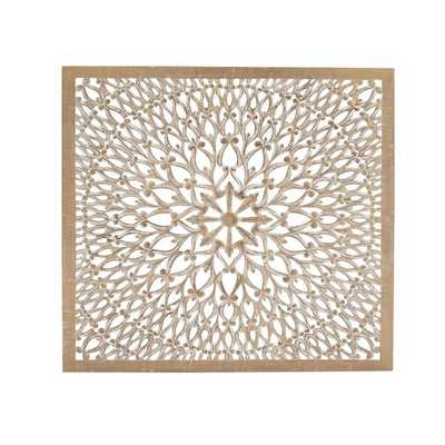 "Wood Wall Décor 36"" - Wayfair"