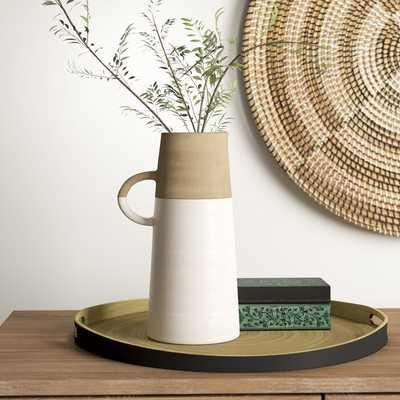 Bennette Table Vase - Wayfair