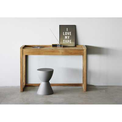 """47"""" Solid Wood Console Table - Perigold"""